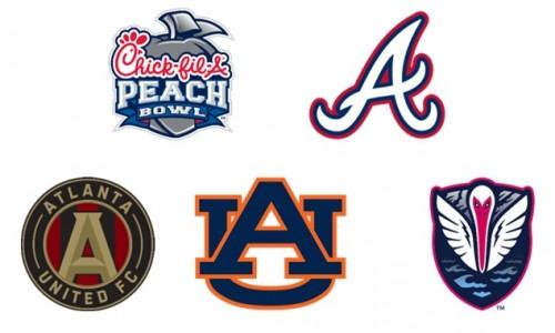 ATL United, Braves, Auburn
